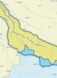 Bassin versant - Le Charraud