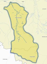 Bassin versant - Le Claix